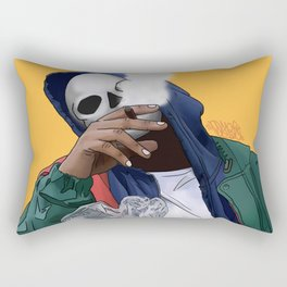 Ur local medicine man. Rectangular Pillow