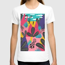 Colorful Forest T-shirt