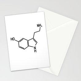 Serotonin Stationery Cards