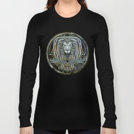 """Astrological Mechanism - Leo"" Long Sleeve T-shirt"