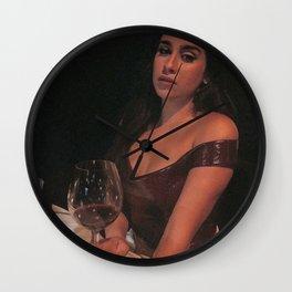 Lauren Jauregui 2 Wall Clock