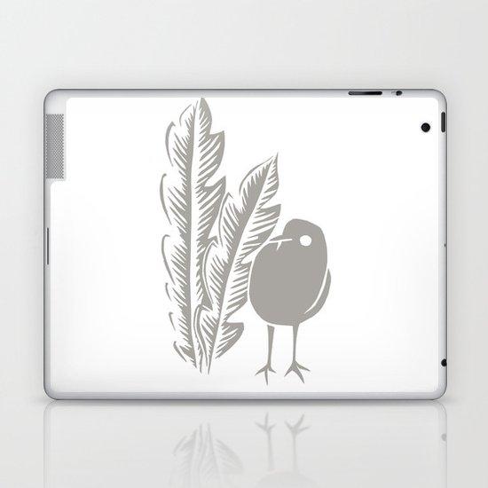 Graphic Bird Laptop & iPad Skin