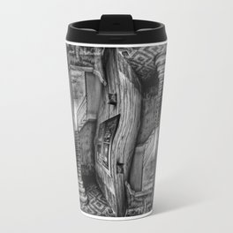 Haunted House Travel Mug