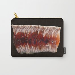 Raspberry Angelwing Carry-All Pouch