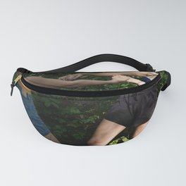Round and Round Fanny Pack