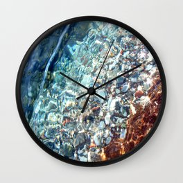 Beach (2) Wall Clock