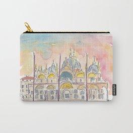 Venice Basilica San Marco Carry-All Pouch