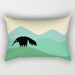 Anteater Hills Rectangular Pillow