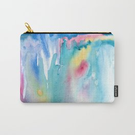 Tie Dye Saturday Carry-All Pouch