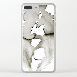 Ebb & Flow Clear iPhone Case