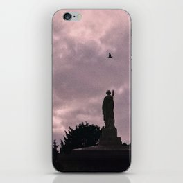 The Brompton cemetery experience iPhone Skin