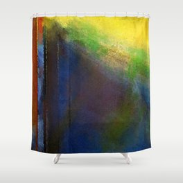 The Calling Digital Painting Shower Curtain