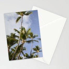 Palmy Blue. Stationery Cards