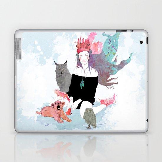 Fashion Sioux Laptop & iPad Skin