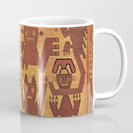 Inca Shaman Spirits Coffee Mug