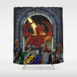Gateway to Adventure Shower Curtain
