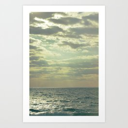 Wind and Tide Art Print