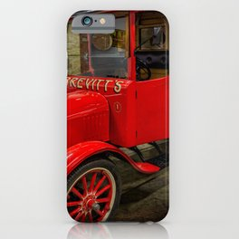 Vintage Van iPhone Case