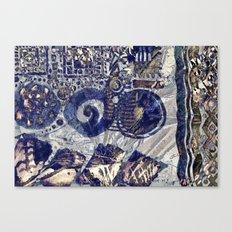 Runas. Canvas Print