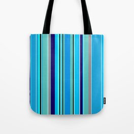 Stripes-022 Tote Bag