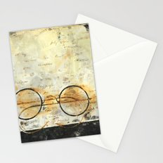 Father's Glasses Stationery Cards