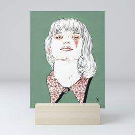 Impatto I Mini Art Print