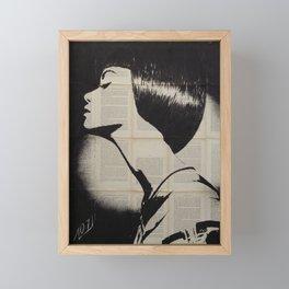 Marianne Framed Mini Art Print