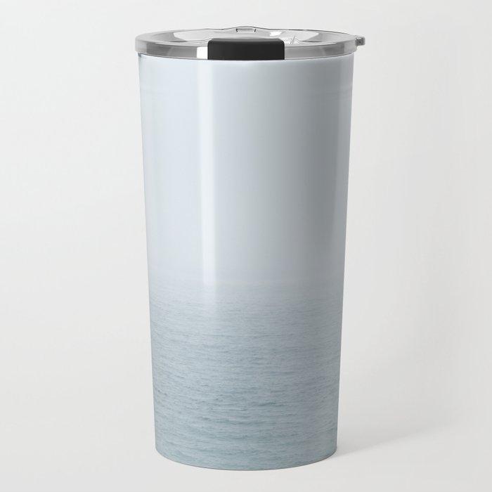 Foggy Sea Travel Mug