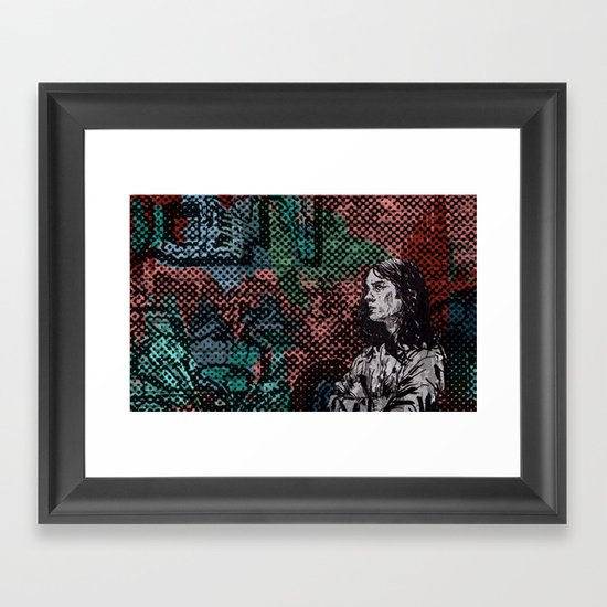 """Wakin' on a Pretty Daze"" by Matthew Vidalis Framed Art Print"