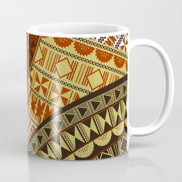 UrbanNesian Fijian Masi Coffee Mug