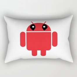 Deaddroid Rectangular Pillow