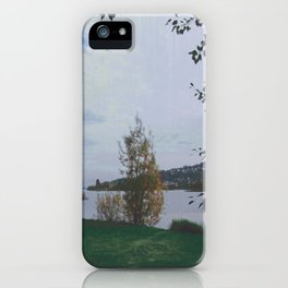 Every Leaf is a Flower - simple iPhone Case