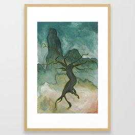 Gnarly Framed Art Print