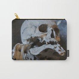 Sedlec Ossuary Monstrance Photo Art, Skull Bone Church Carry-All Pouch