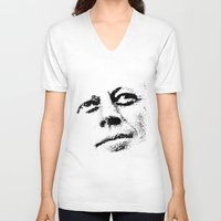 jfk V-neck T-shirts featuring JFK by Mullin