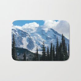 Mount Adams Glacier Bath Mat