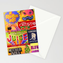"""""""TASTE OF INDIA"""" Stationery Cards"""