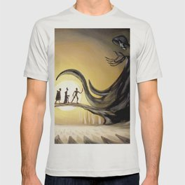 The Tale of the Three Brothers T-shirt