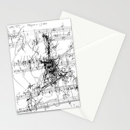 Rhizome in D Minor Stationery Cards