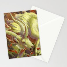Fight or Flight Stationery Cards