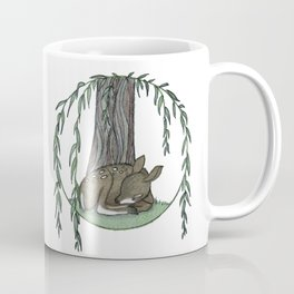Naptime Under the Willow Coffee Mug