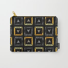 Retro Elevator Buttons Carry-All Pouch