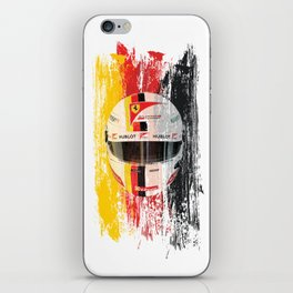 Sebastian Vettel #5 - 2017 iPhone Skin