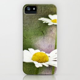 Daisy Chain 4 iPhone Case