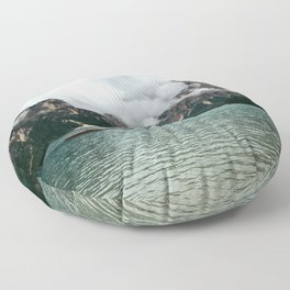 Dynamite Dolomite Floor Pillow