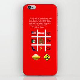 Protesters iPhone Skin