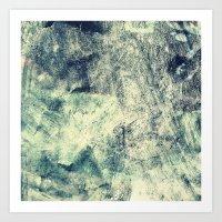 grunge Art Prints featuring Grunge by Amanda Roof