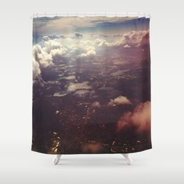 FLA from ABV Shower Curtain