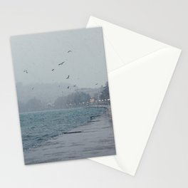 i think we are alone now Stationery Cards
