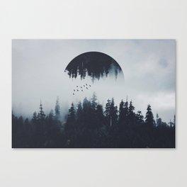 INTROVERT Canvas Print